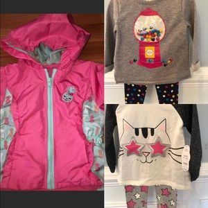 Girls 2T - 3T bundle